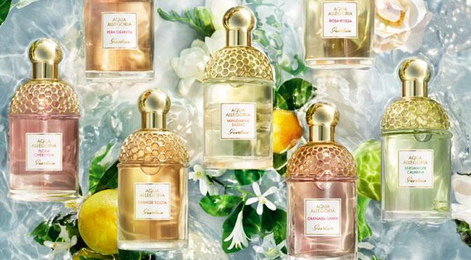 Échantillons gratuits Parfum Gerlain