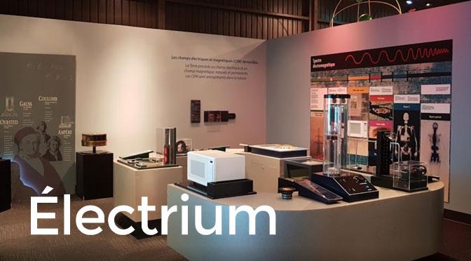 Electrium - Activite Gratuite