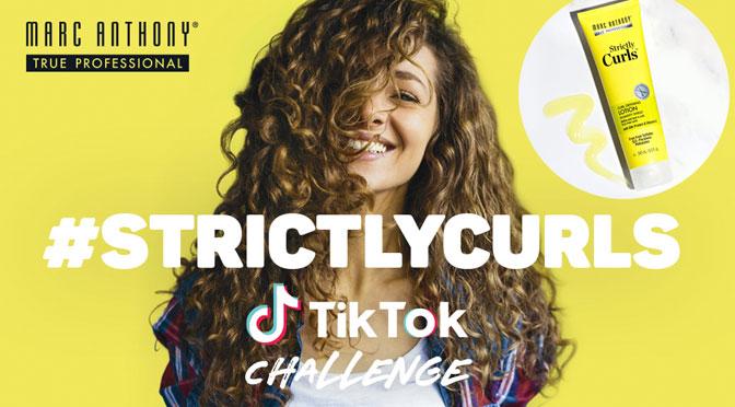 échantillons gratuit Strickly Curl